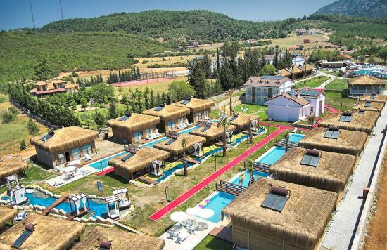 Sahra Su Picture Of Sahra Su Holiday Village Spa Oludeniz