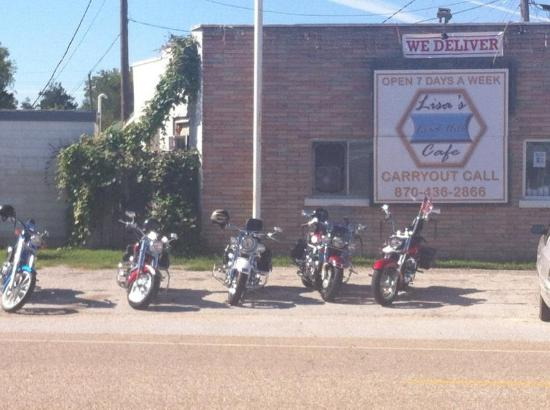 Lead Hill, AR: Bikers welcome!