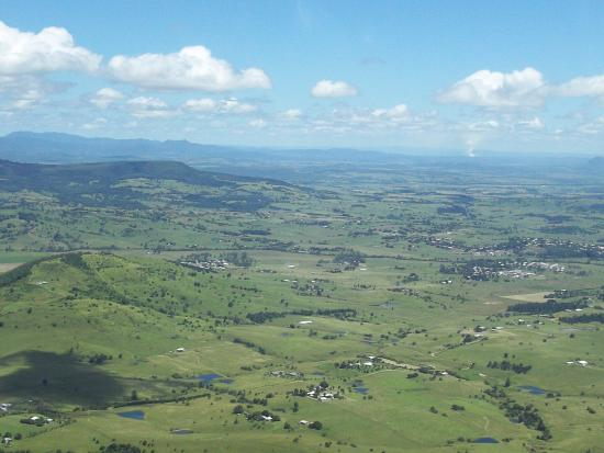 Boonah Gliding Club: the view