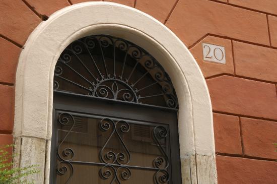 Roma - Residenza Santa Maria - Esterno