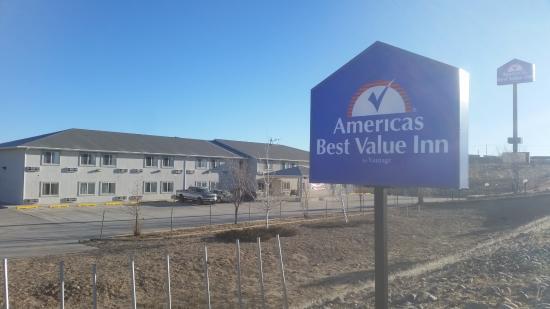 Americas Best Value Inn Green River: Beautiful Morning