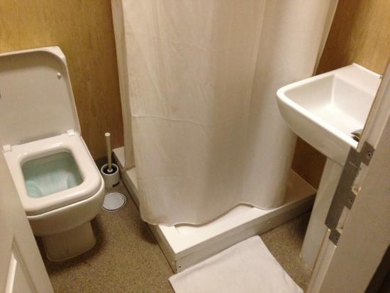 Prince Regent Hotel Excel London: vero significato di cesso
