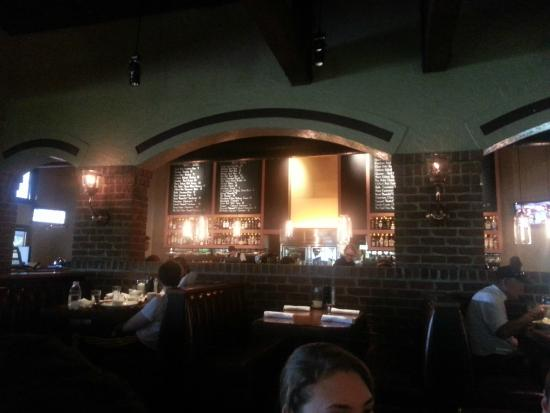 J Alexander's: view form our table