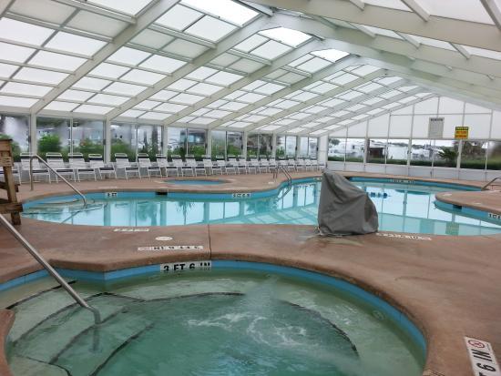 Indoor pool area picture of lakewood camping resort - Indoor swimming pool myrtle beach sc ...