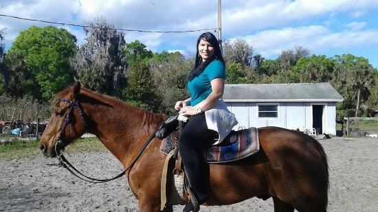 Florida Horseback Trail Rides