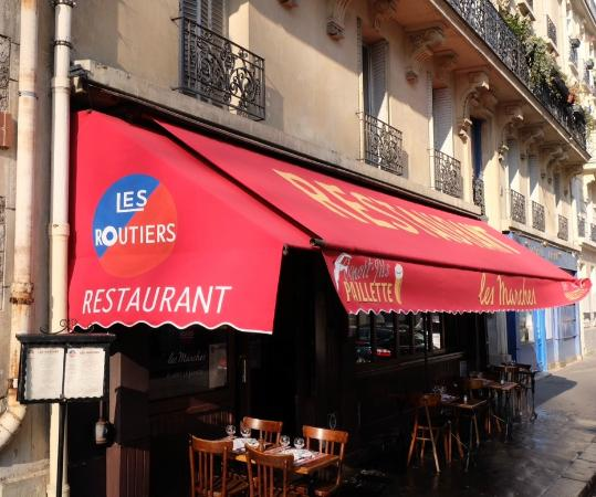 restaurant les routiers paris