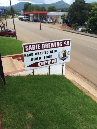 Sabie Brewing Company