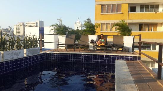 Piscina picture of la casa del piano hotel boutique for Disposizione del piano piscina