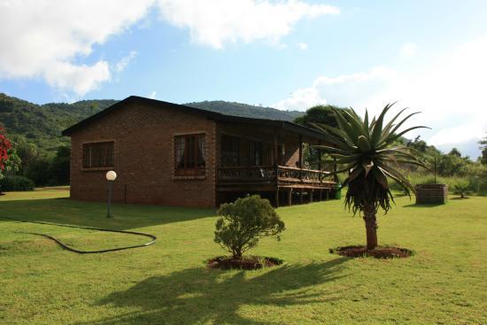 Mount Azimbo Lodge : de lodge
