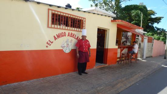 EL AMIGO ABELARDO