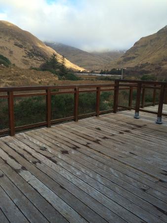 Delphi Resort: View from room
