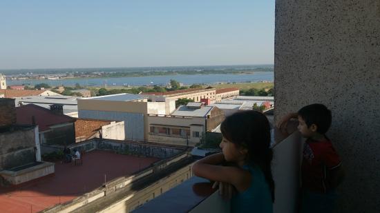 Hotel Chaco: Atenta al paisaje