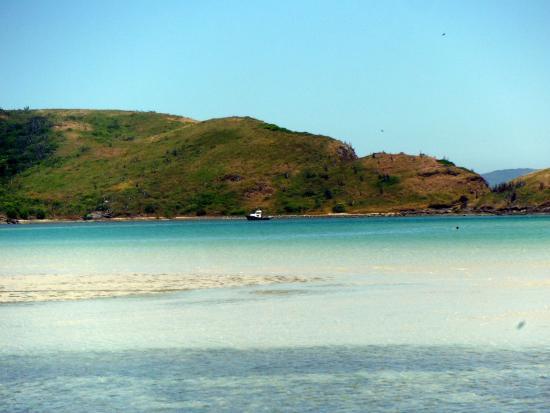 Japones Island Beach
