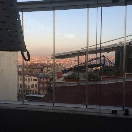 I'zaz Lofts: Rooftop view