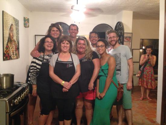 My Mexican Kitchen : A great group and a great night!!