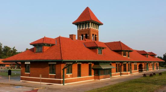 Paris, TX: Union Depot