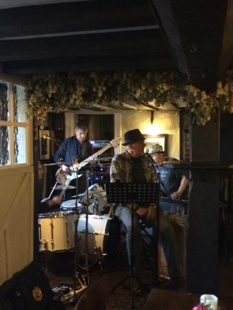 The Plough Inn at Lewson Street: There's live music every weekend at The Plough Inn
