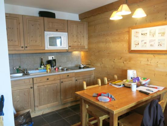 Lagrange Vacances Les Hauts de Comborciere: cuisine