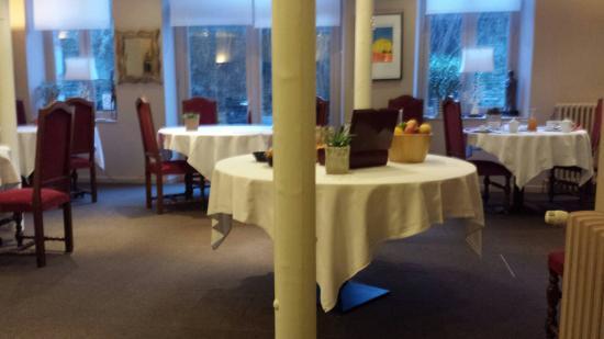 Hotel le Cobh : Salle à manger