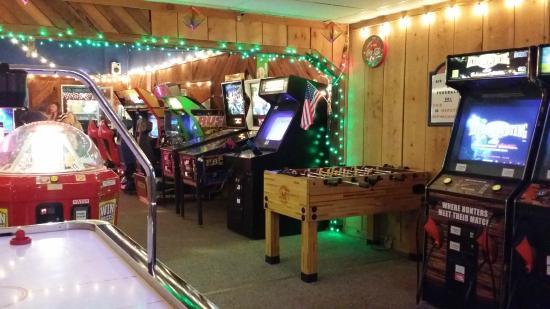 Arcade Family Fun Photo