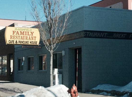 Chinese Restaurant Marshfield Wi