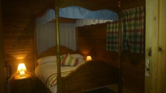 Ford Farm Lodges: Bedroom