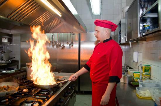Hell S Kitchen Picture Of La Forchetta Milan Tripadvisor
