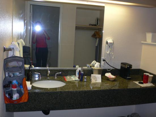 Cimarron Inn & Suites Klamath Falls: Unser Zimmer