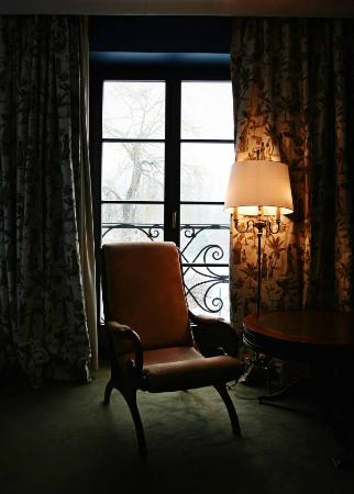 Hotel Kosciuszko: View from the window