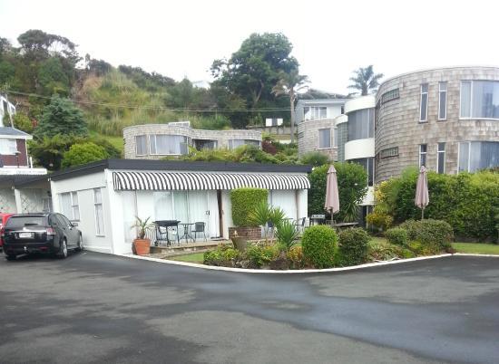 Ala-Moana Motel : Exterior View