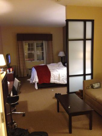 Quality Suites: King Suite