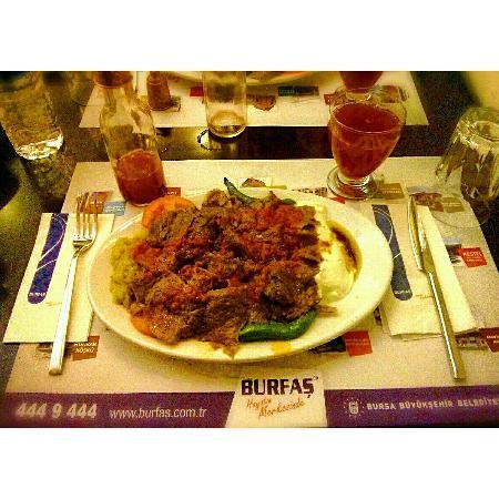 Kayhan Doner Sofrasi Bursa Restaurant Bewertungen Telefonnummer