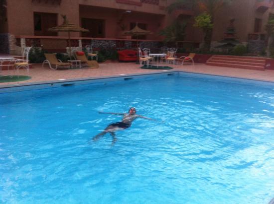 Hotel Le Fint: piscine