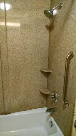 Holiday Inn Express Hotel & Suites Columbus - Fort Benning: Shower