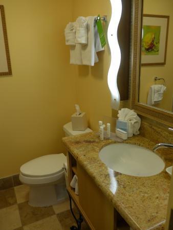 Hampton Inn Key Largo: Bad