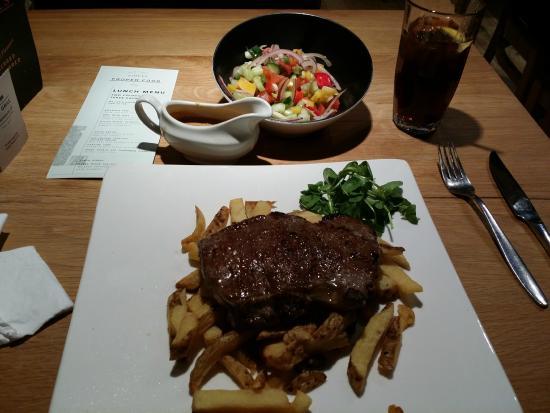 The Blackhouse Grill - Chester: Steak