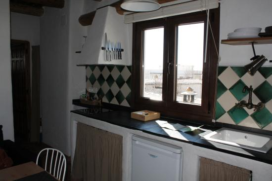 La Placeta Guesthouse: Cocina