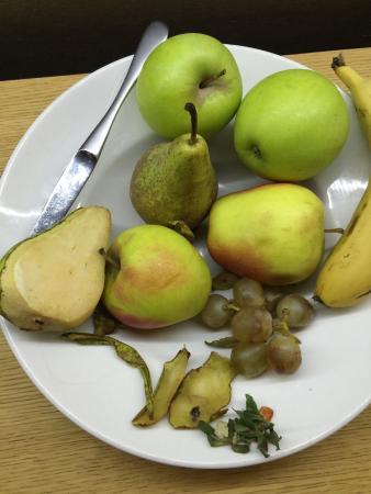 Fruta 1er dia