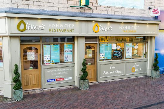 Oliver's Fish & Chips Takeaway Restaurant