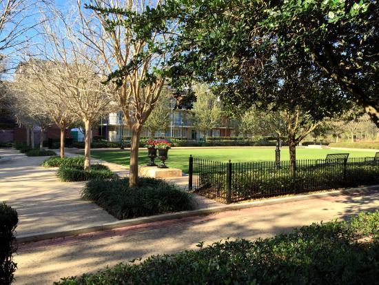Garden View Picture Of Disney 39 S Port Orleans Resort French Quarter Orlando Tripadvisor