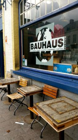 the bauhaus bar br gge restaurant bewertungen. Black Bedroom Furniture Sets. Home Design Ideas