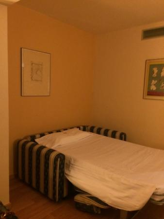 Hotel Atlantis: apartamento triplo - sofá cama