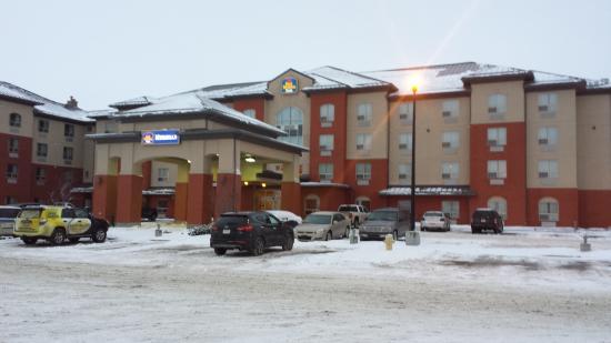 Best Western Plus Meridian Hotel Lloydminster Accomodations