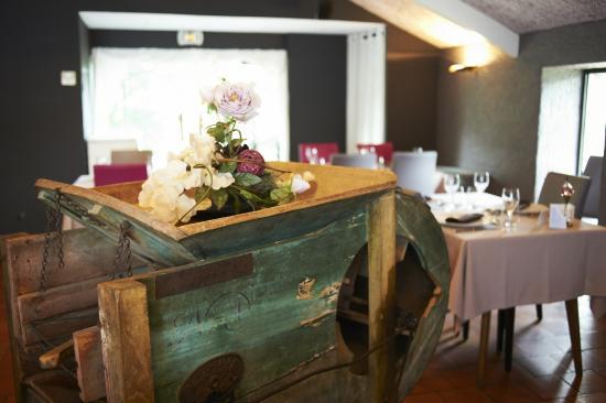 Logis Du Cavier : Restaurant Gastronomique Le Cavier