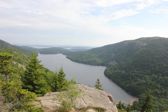 Bubble Rock : North Bubble Trail