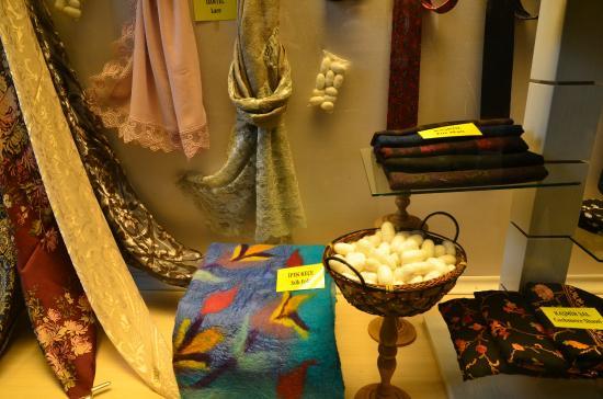 Covered Bazaar (Bedesten): Bazar coperto (Koza Han) - prodotti