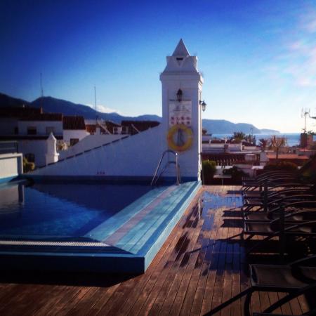 Hotel Plaza Cavana: Rooftop pool