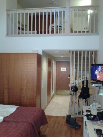 Hotel K5 Levi: Room 207