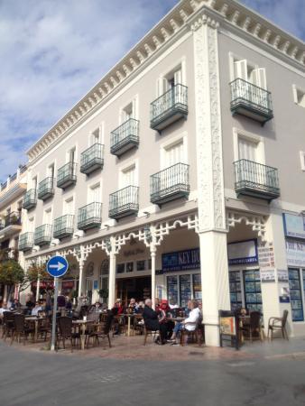 Hotel Plaza Cavana: Plaza Cavana exterior
