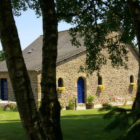 La Perouse du Mitan: Chambres d'hôtes Les jardins de la Pérouse du Mitan